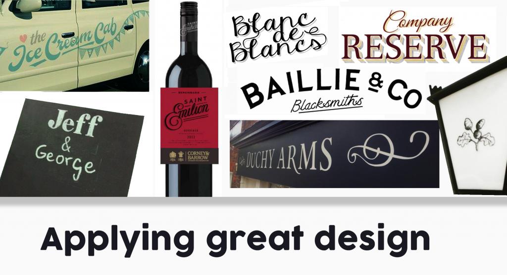 Applying great design NGS
