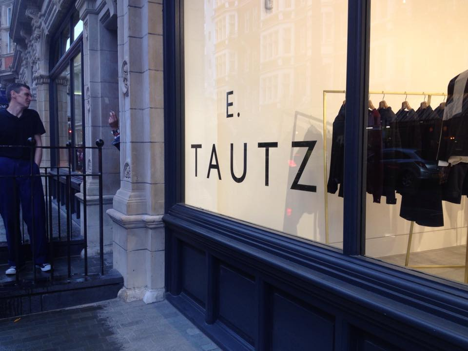 E Tautz - another NGS classic