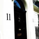 Eaton West Door numeral NGS