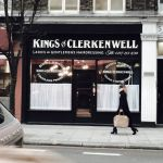 Kings Full Frontal - NGS Signwriting London
