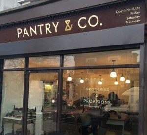 Pantry fini NGS London 72