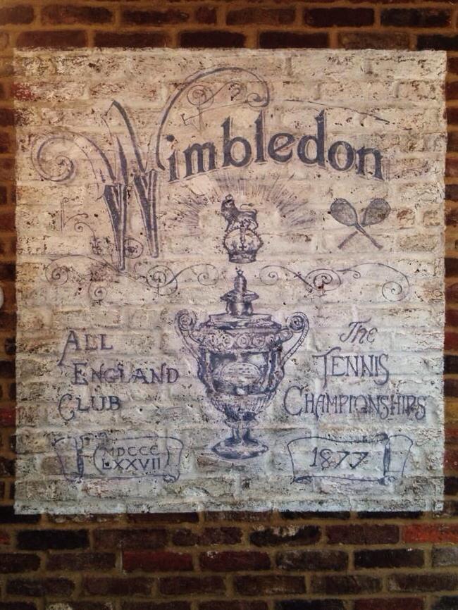 Wimbledon done