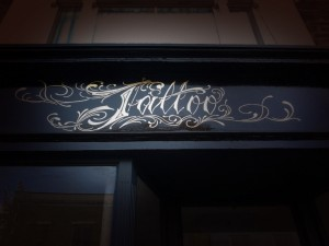 tattoo parlour by NGS