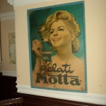 Italian Retro Signs Nick Garrett Signwriter London