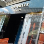 Ted Baker new store Knightsbridge - opening June 2012
