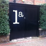 1a or A 1 NGS London
