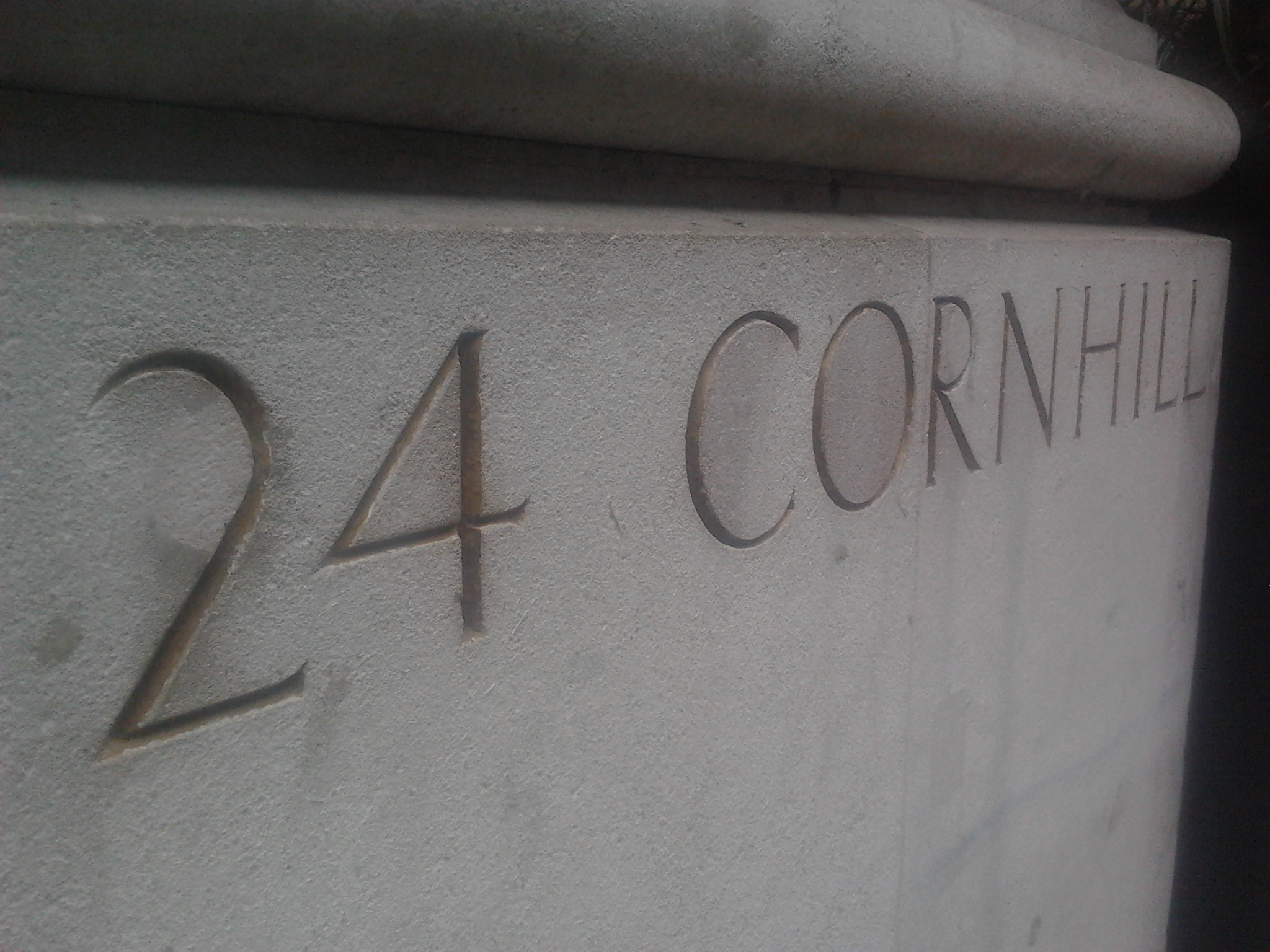 24 Cornhill Numerals NGS