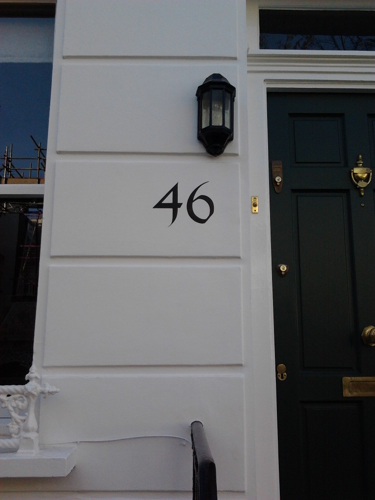 funky house numerals ngs london desight for kudobadass