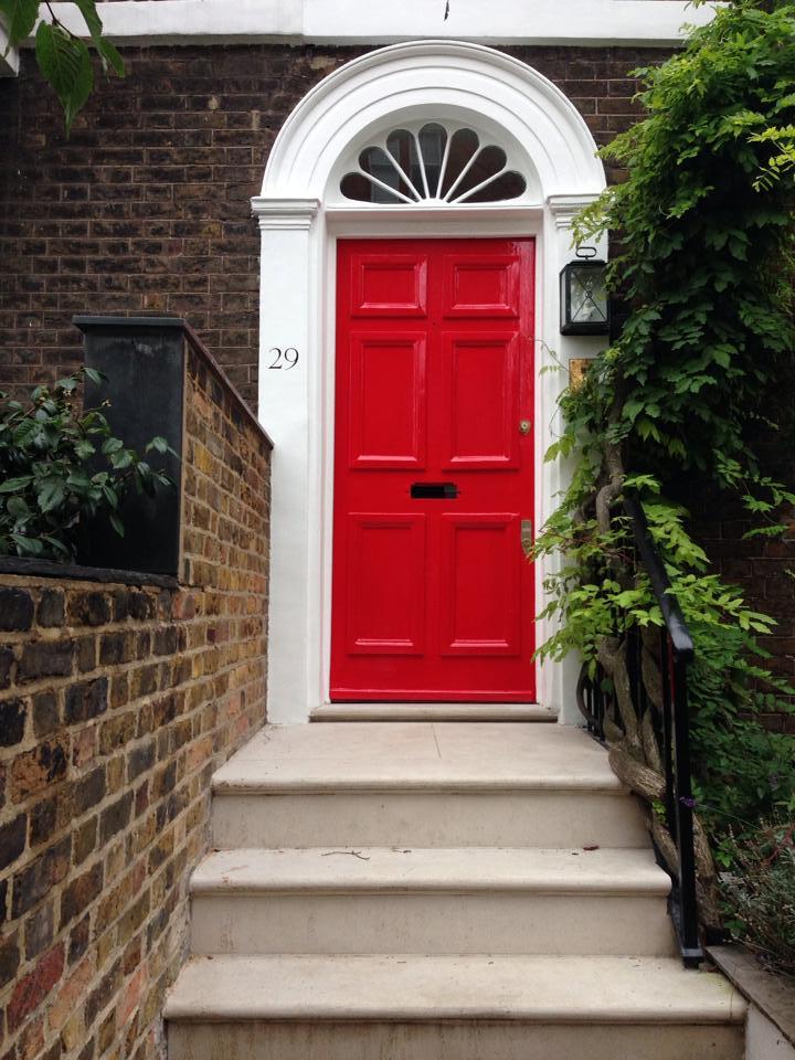 The classic Chelsea door - NGS