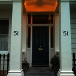 NGS hand Painted House Numbers specialist London