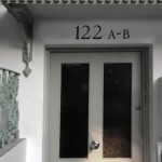 Numerals - Vintage Charm Signwriting Nick Garrett