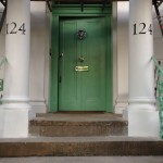 Classic home numerals NGS London
