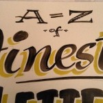 A - Z of finest letters NGS