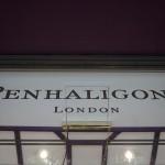 Penhaligon's glass gilding NGS London