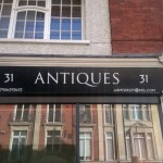 Antiques Lower Richmond Road. NGS London