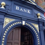 Bank over door