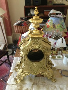 Gilding Restoration NGS