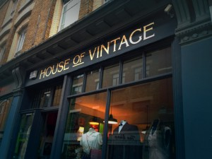 House of Vintage Hand painted and gilded by NGS London