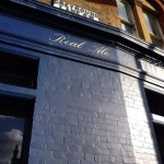 Real Ale NGS New Script signwriters of London