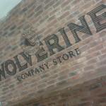 Wolverine mural NGS