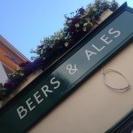 Bath Signwriting NGS Pubs cafes signwritten beers ales