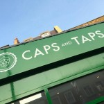 Cap and Taps fascia