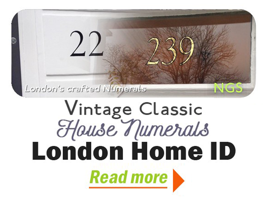 House numerals copia