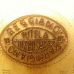 Parmigiano Reggiano brand