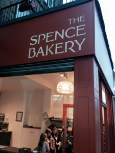Spence Bakery NGS signwriting