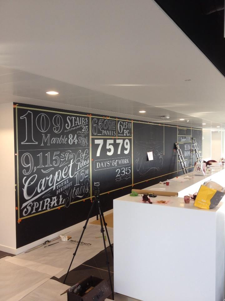 massive chalkboard ngs signs london