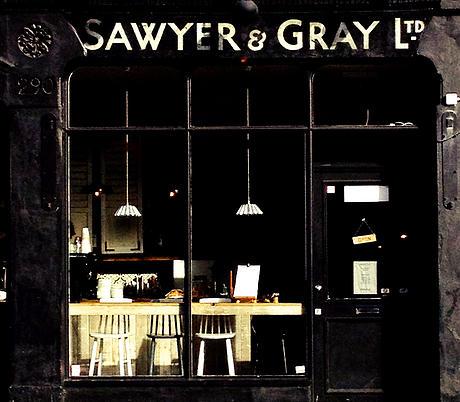 Sawyer and Grey