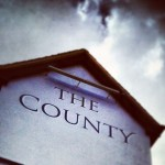 The County NGS signs London