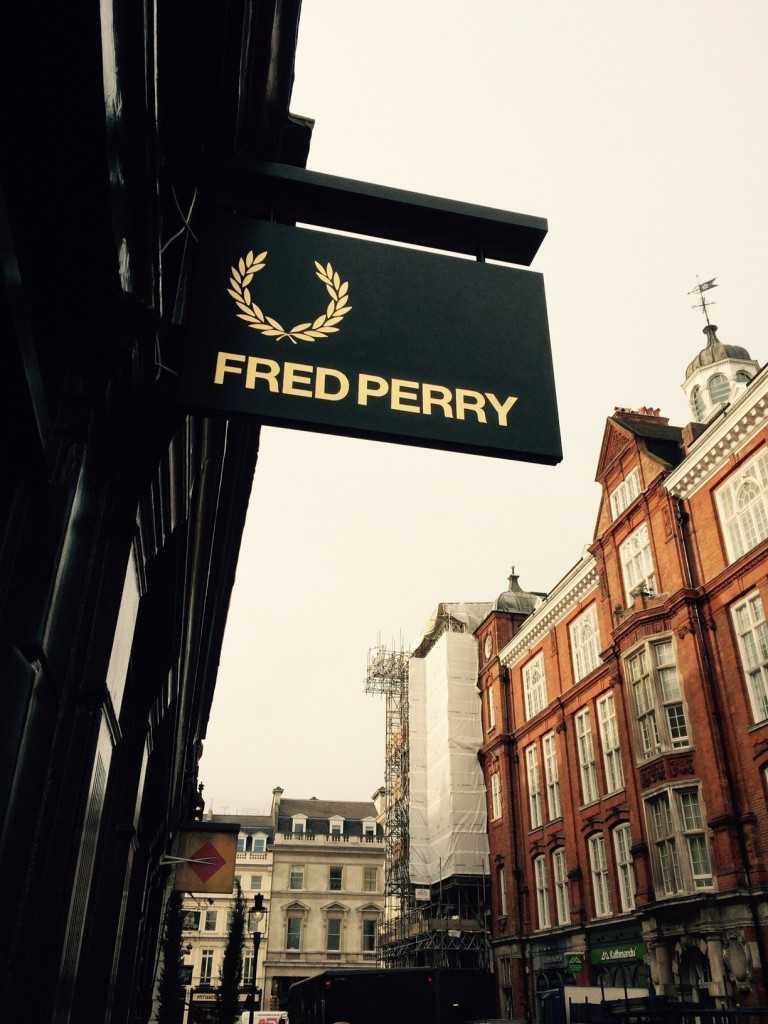 Fred Perry Board