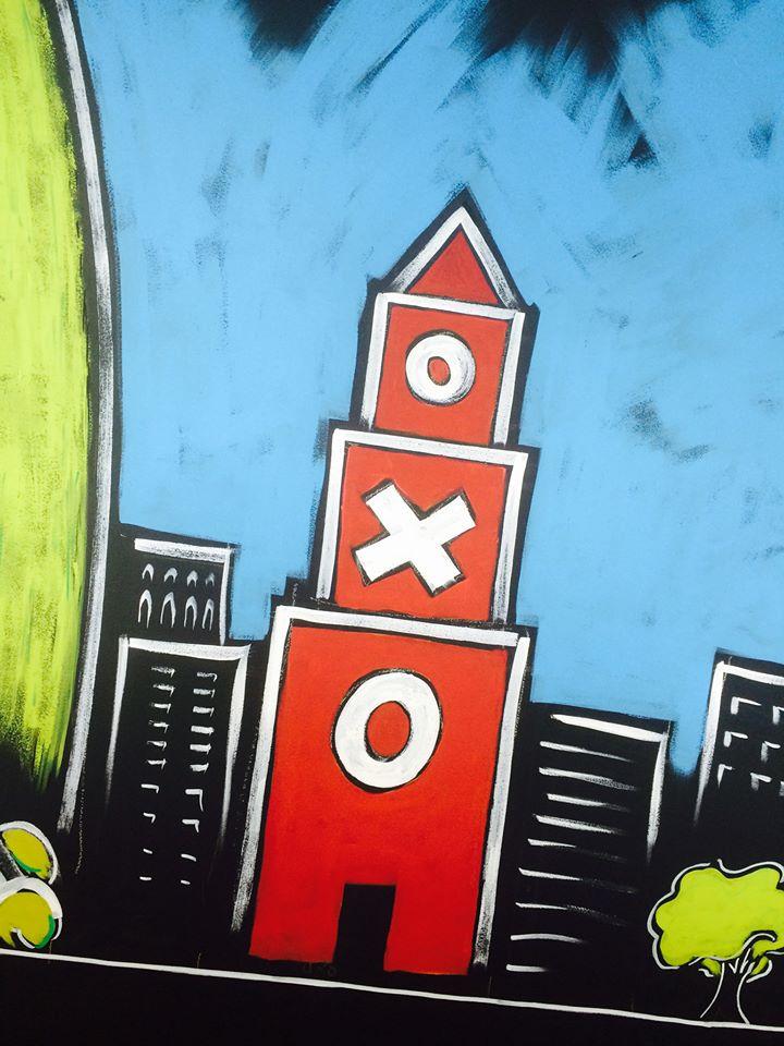 NGS Oxo chalk panel