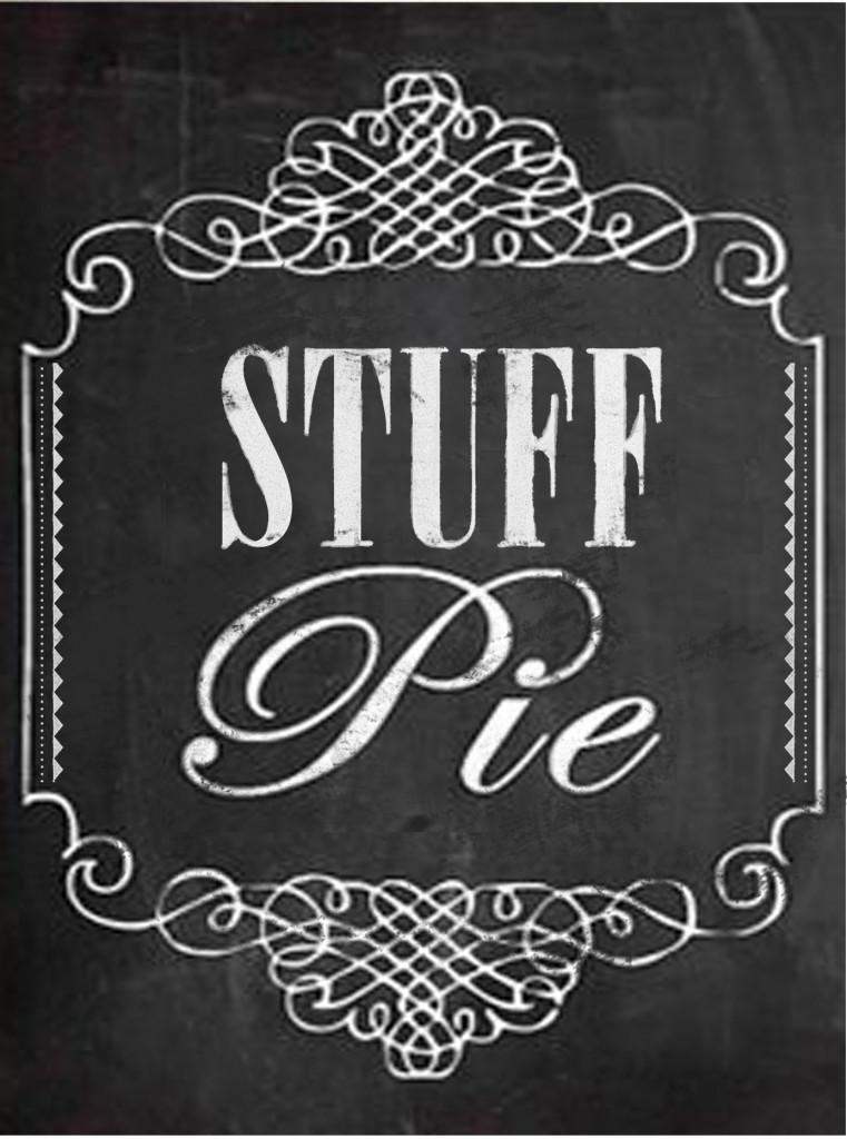 Stuff Pie