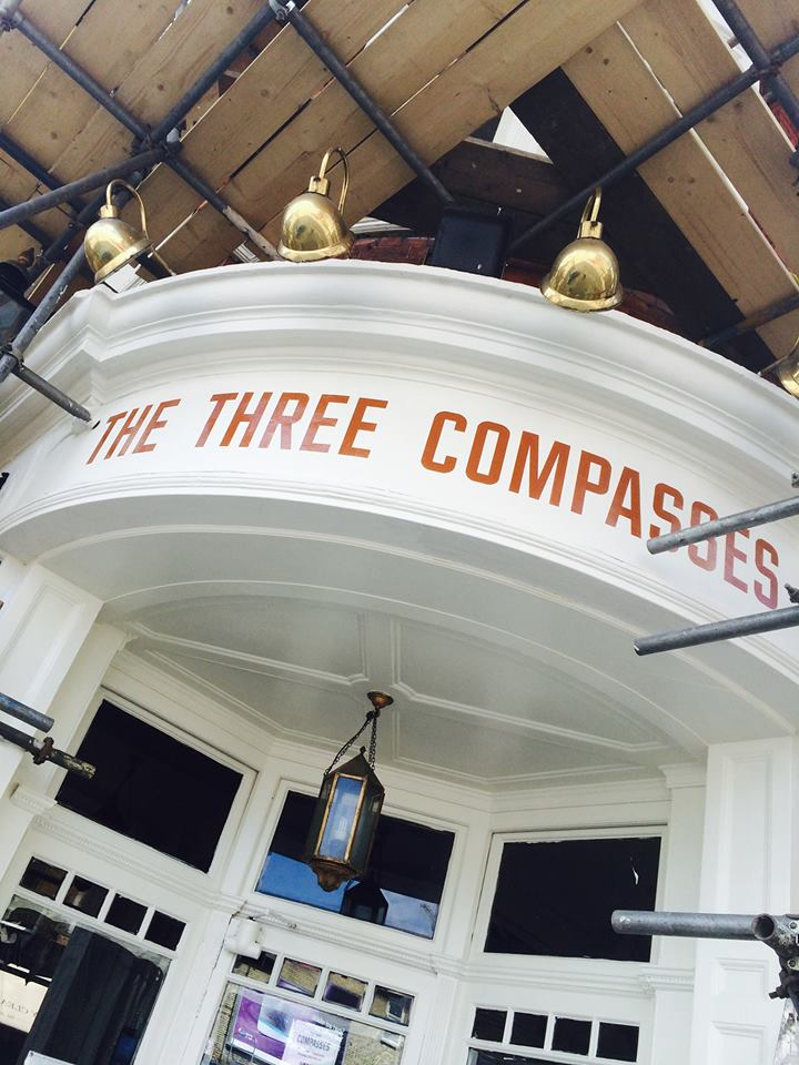3 Compasses NGS London