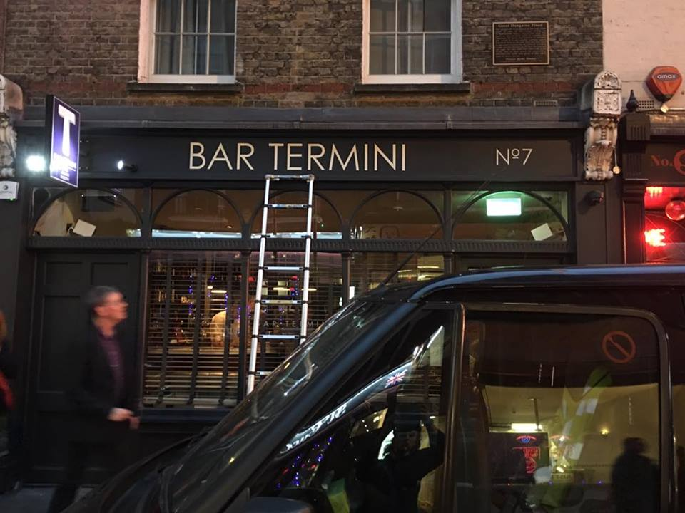 Bar Termini Soho by Tobi of NGS