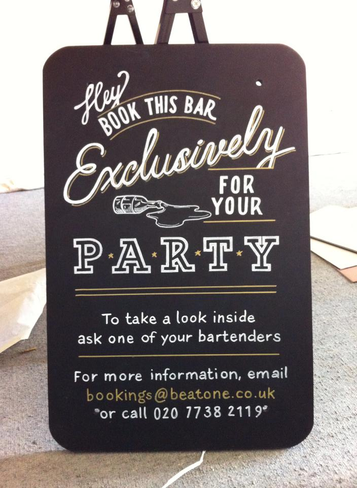 For your party NGS