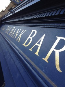 The Bank Bar finished Streatham Nick Garrett NGS 002