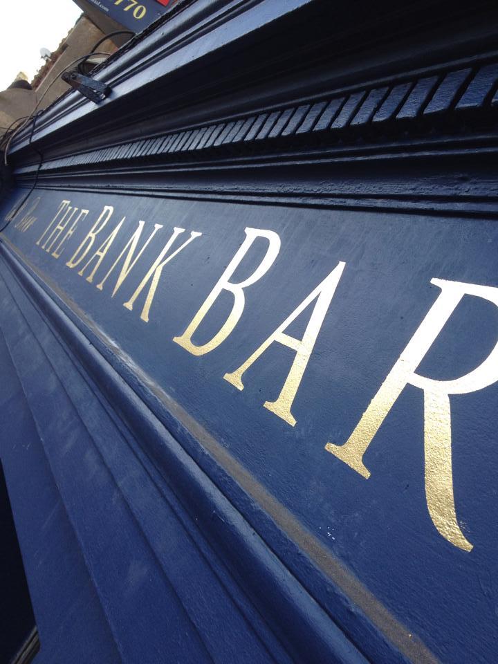 The Bank Bar finished Streatham Nick Garrett NGS 002