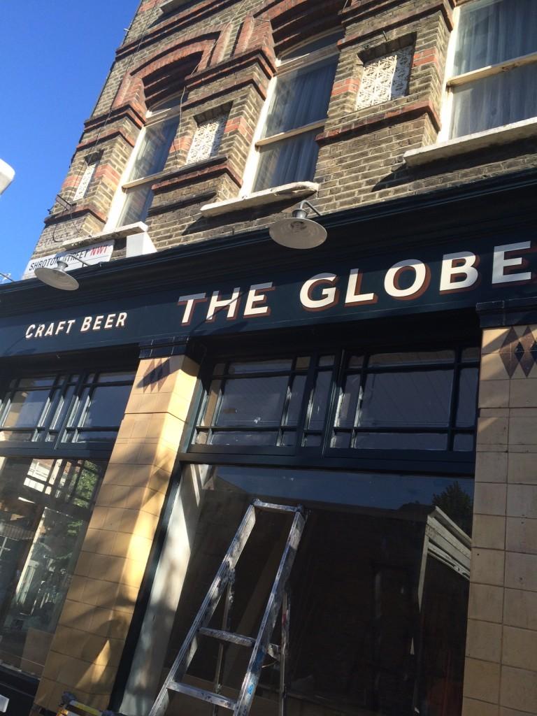 The Globe 2