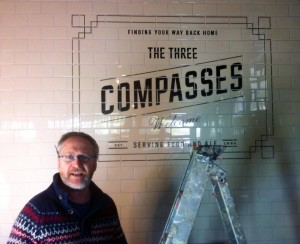 Three Compasses NGS