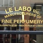Le Labo Distressed gold