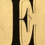 E calligraphic bliss
