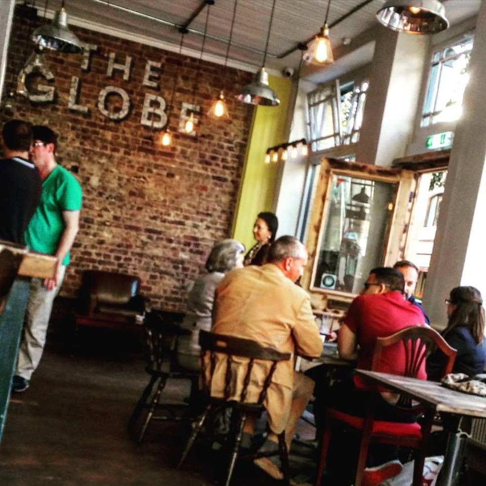 The globe opening night 001