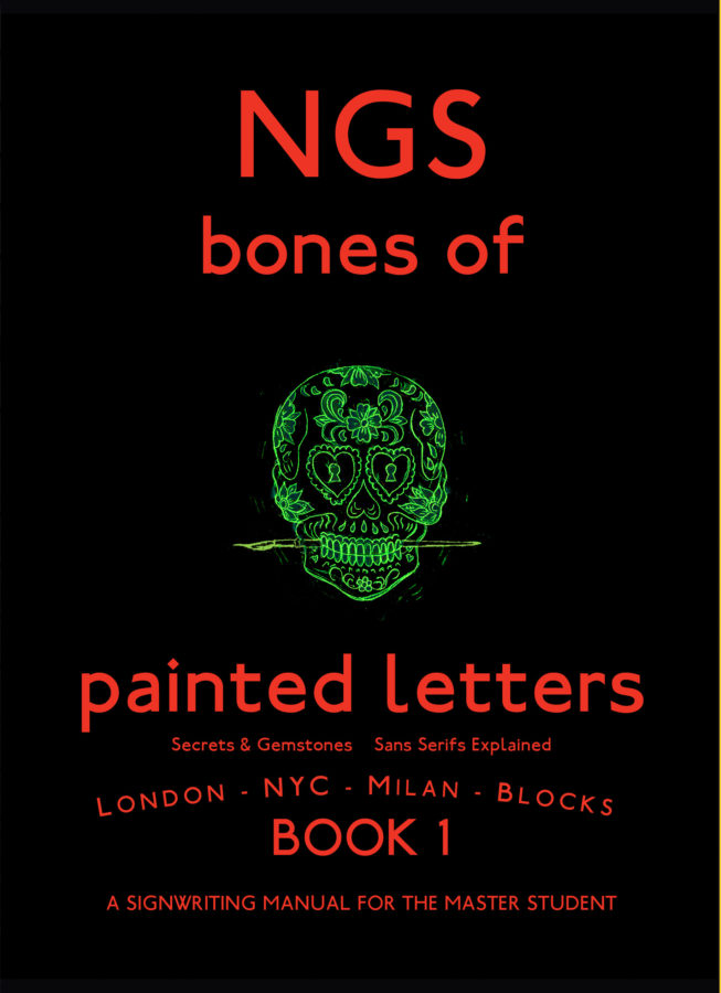 Front Cover bones of letters book 1 NGS copia