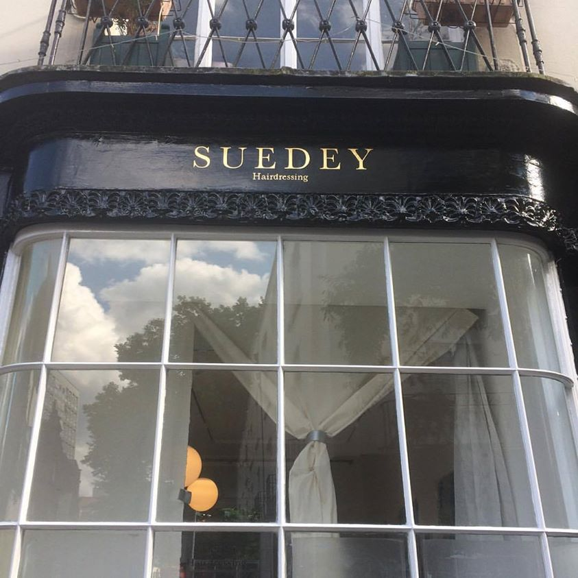 Suedey done NGS signs London
