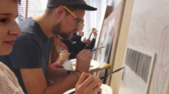 NGS Signsmiths London Diploma Foundation Signwriting Courses